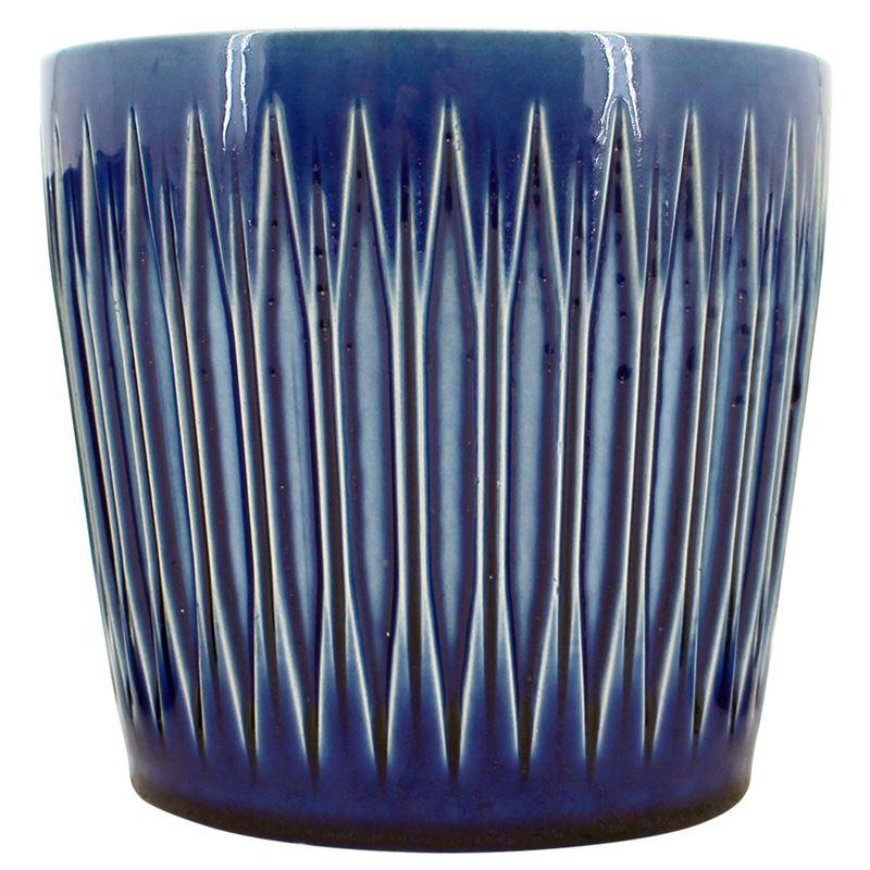 Lonac Planter Blue 12×11