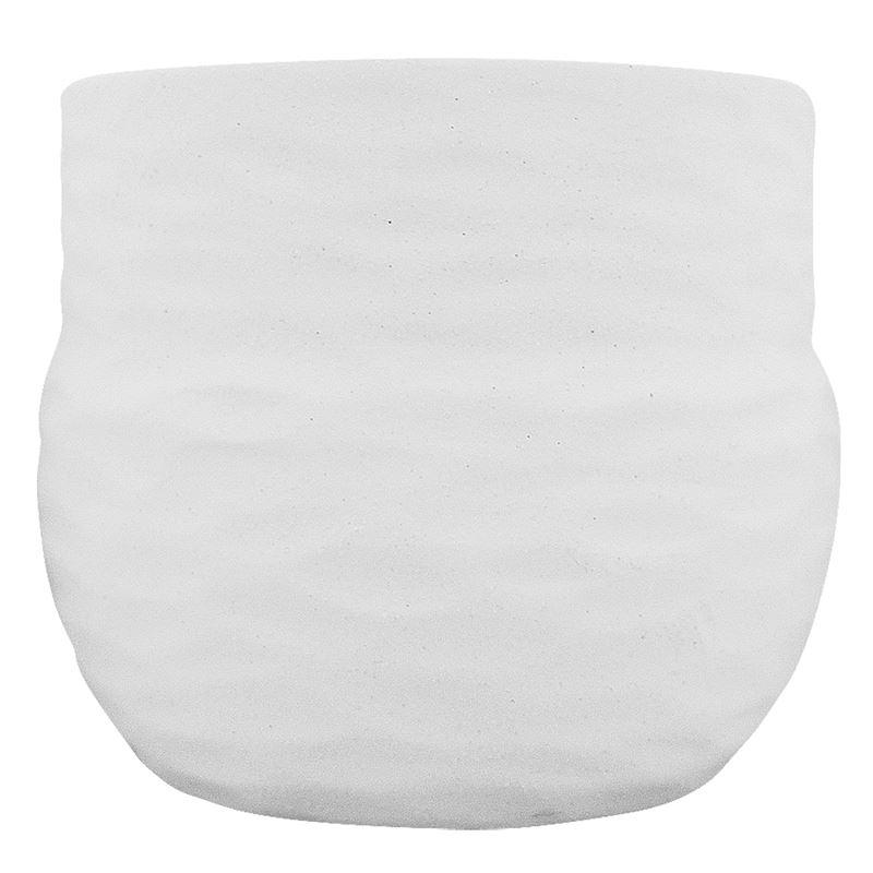 Kima Planter White 17×15