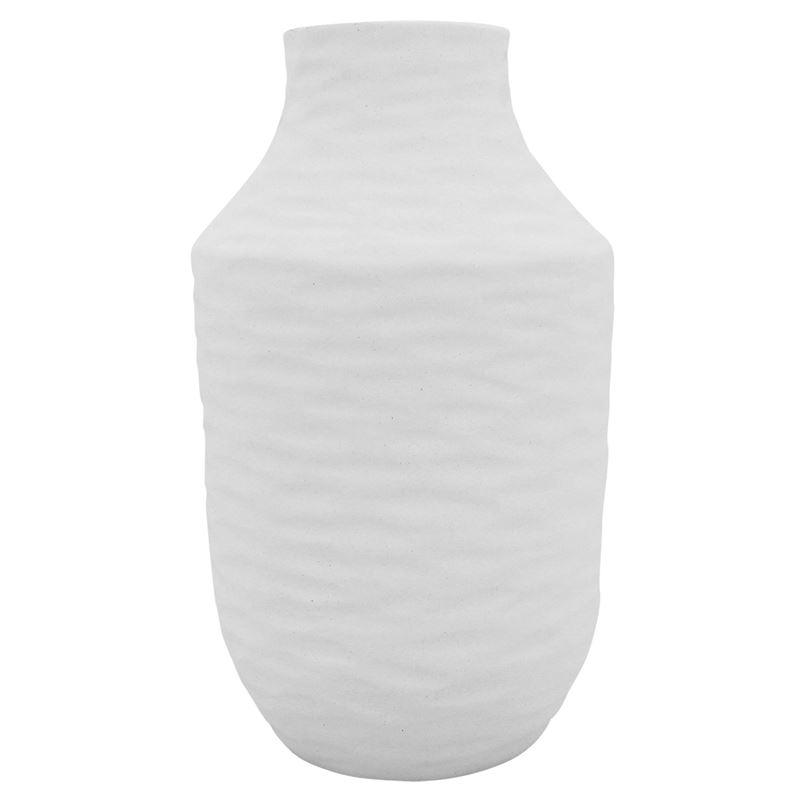 Kima Vase White 20.5×36