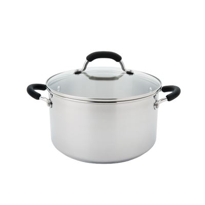 Raco Contemporary 24Cm/7.6L Stainless Steel Stockpot