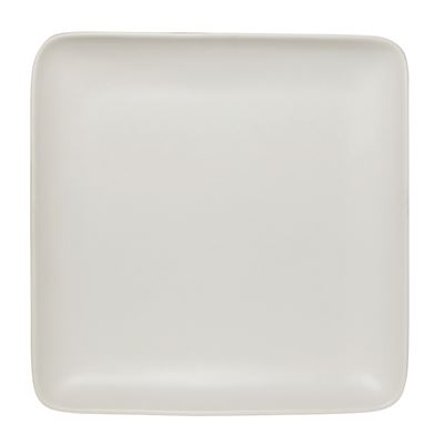 S&P Matte 38cm Square White Platter