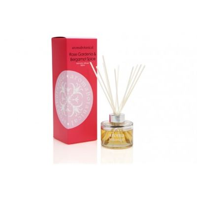 Diffuser Rose Gardenia & Bergamot Spice 200ml