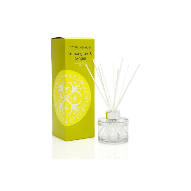 Diffuser Lemongrass & Ginger 200ml