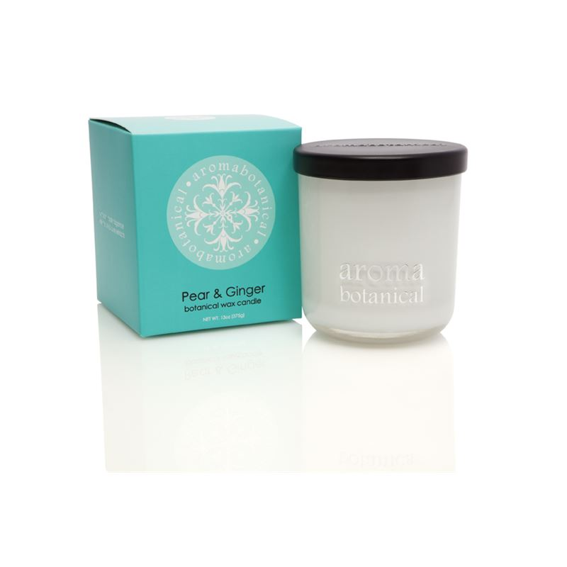 Candle Pear & Ginger 375g