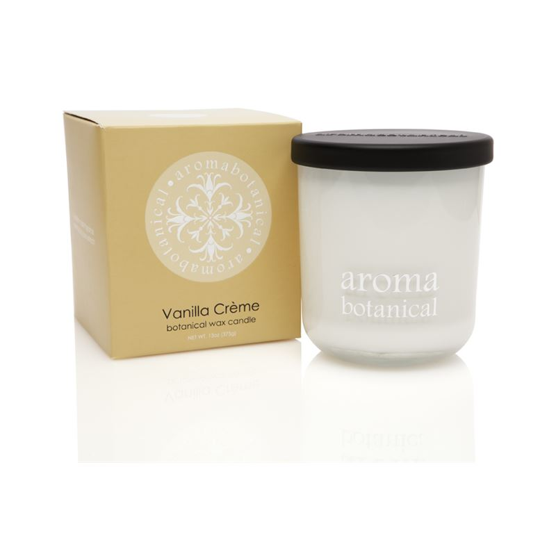 Candle Vanilla Crme 375g