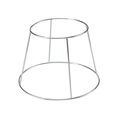 Seafood Platter Stand - Ch/Plated 190mm