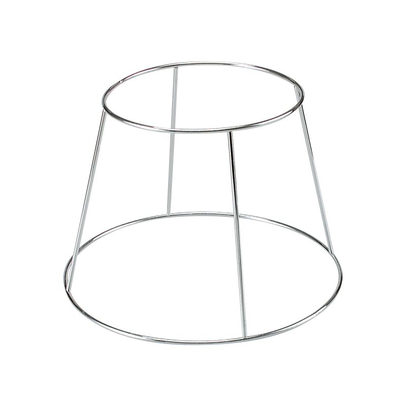 Seafood Platter Stand – Ch/Plated 190mm