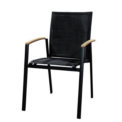 Cario Armchair Black
