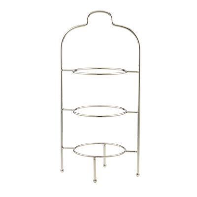 Bistro 3 Tier Plate Stand 32.5x21.5x66cm