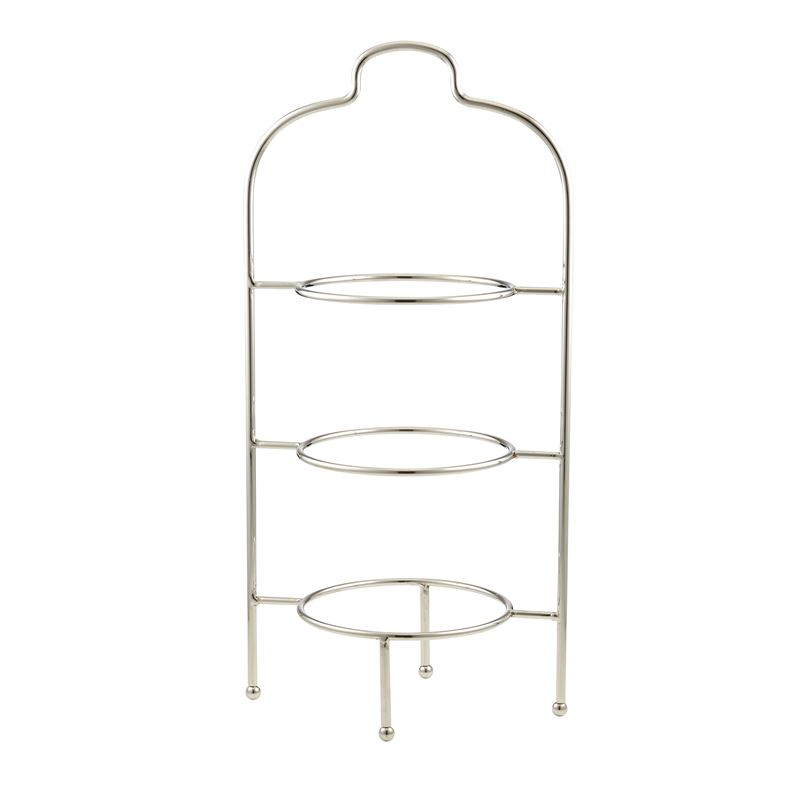Bistro 3 Tier Plate Stand 32.5×21.5x66cm