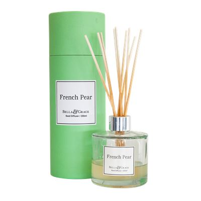 House Garden French Pear Fragrance Diffuser 200ml