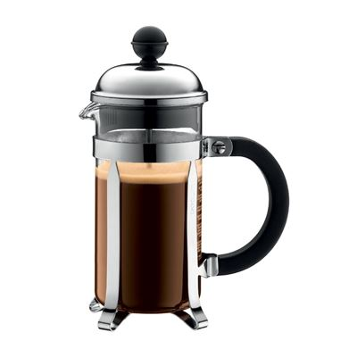 Chambord French Press 3 Cup Coffee Maker 350ml