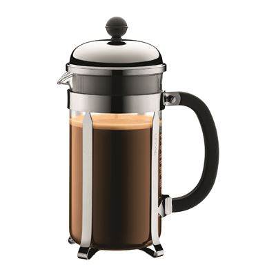 Chambord French Press 8 Cup Coffee Maker 1L