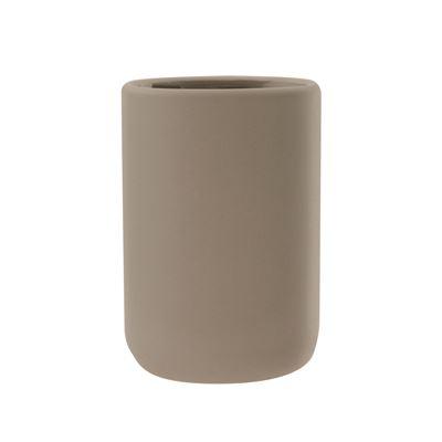 Suds Ceramic Tumbler Latte