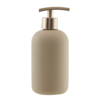 Suds Ceramic Soap Dispenser 425ml Latte