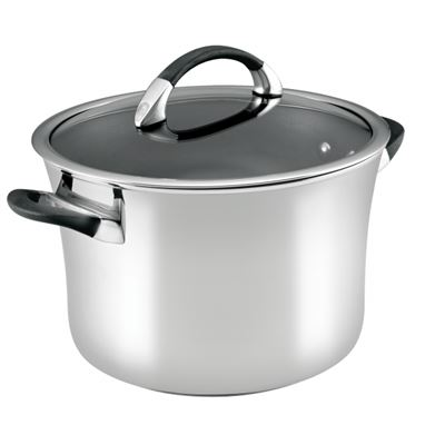 Circulon Symmetry S/S 26Cm/7.8L Stockpot