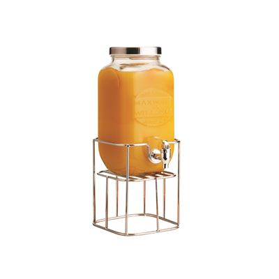 Olde English Juice Jar & Stand Silver 3.5L
