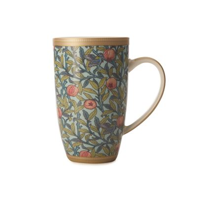 William Morris Bird & Pomegranate Coupe Mug 420ml