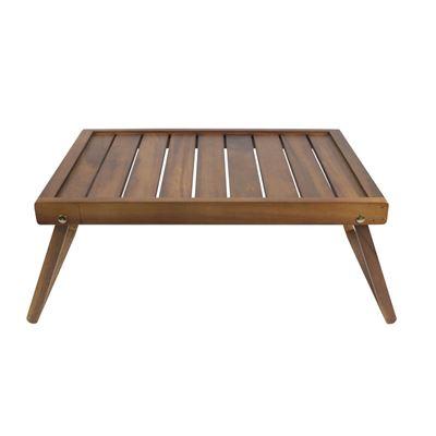 Acacia Wood Breakfast Tray Natural