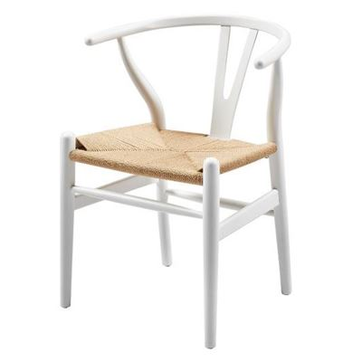 Wishbone Chair White