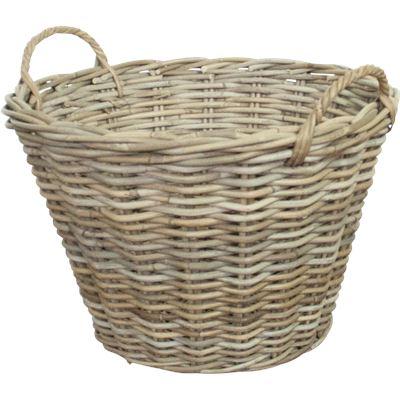 Charity Basket Kubu Grey