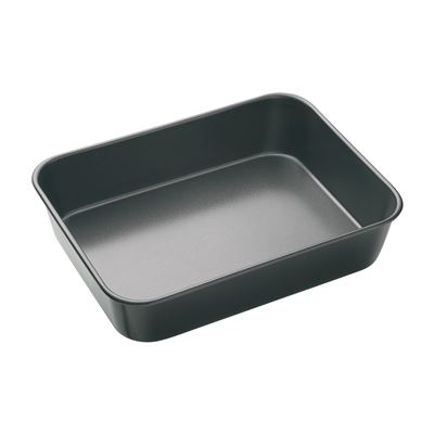 N/S Large Deep Roasting Pan Black