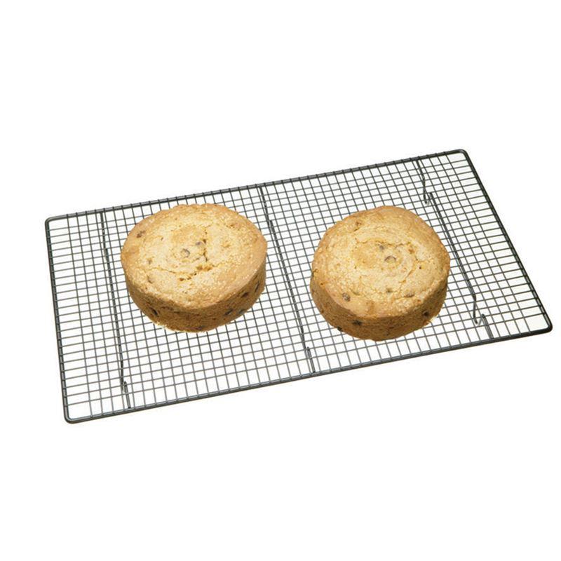 N/S Cake Cooling Tray Black