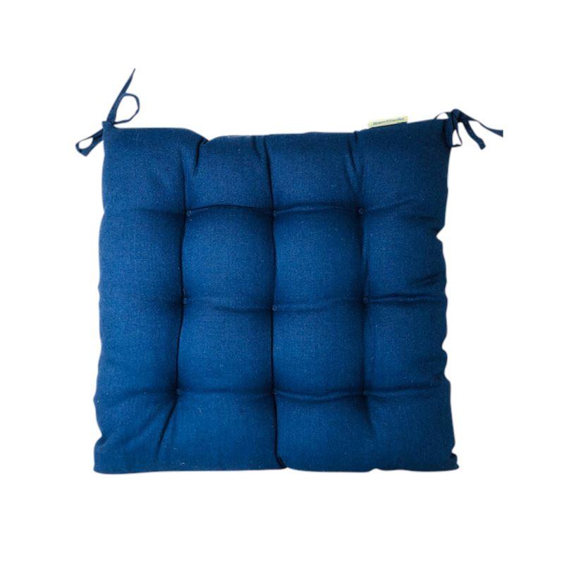 Canvas Chair Mat 45 x 45 CM Navy