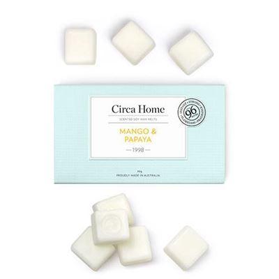 Soy Wax Melts 1998 Mango & Papaya