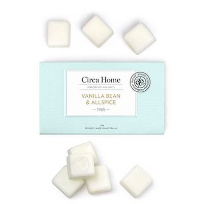 Soy Wax Melts 1965 Vanilla Bean & Allspice