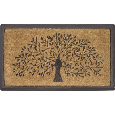 Tree Of Life Doormat 40x70cm