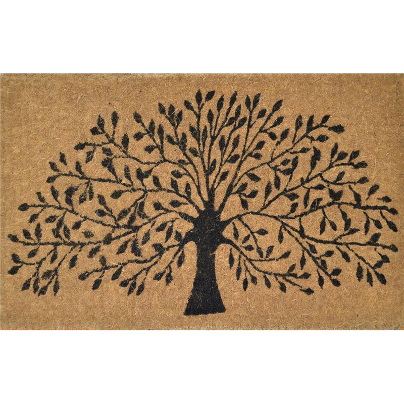 Tree Natural Doormat 50x80cm
