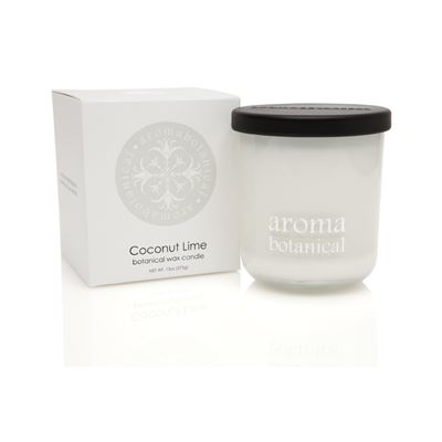 Candle Coconut & Lime 375g