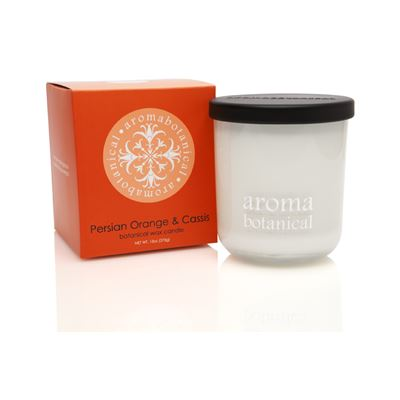 Candle Persian Orange & Cassis 375g