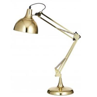 Sly Desk Lamp Gold 75Cm
