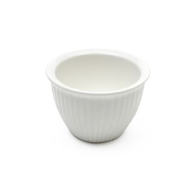 White Basics Custard Cup